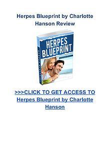 Herpes Blueprint Charlotte Hanson