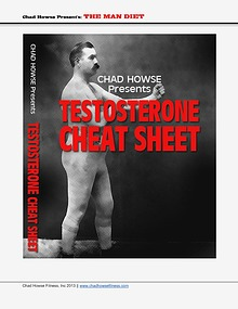The Man Diet Chad Howse review
