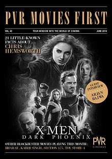 PVR Movies First Magazine - June Edition 2019
