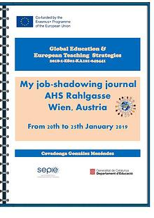 My job-shadowing journal at Wien, Austria