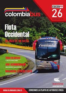 Revista Colombiabus 2018 - Ed. 26