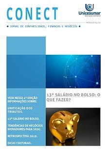 CONECT - JORNAL DE CONTABILIDADE, FINANÇAS E NEGÓCIOS - 4ª EDIÇÃO