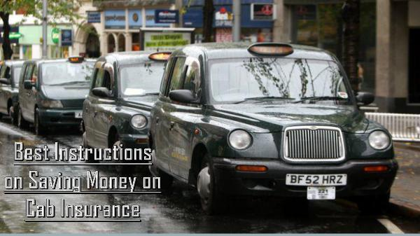 Why do you need to get insurance for your minicab? Best Instructions on Saving Money on Cab Insurance