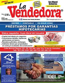 Revista La Vendedora - Edición San Miguel Marzo 2019