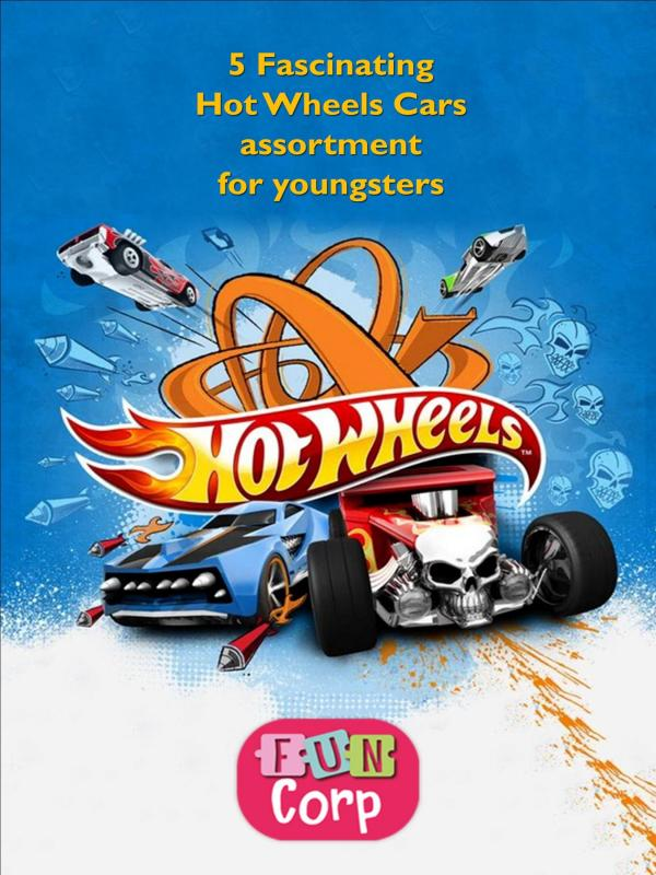 5 Fascinating Hot Wheels Cars assortment for youngsters 5 Fascinating Hot Wheels Cars assortment for young