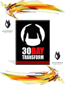 The 30-Day Body Transformation Program PDF eBook Free Download