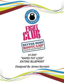 The 14-Day Rapid Fat Loss Eating Blueprint PDF eBook Free Download