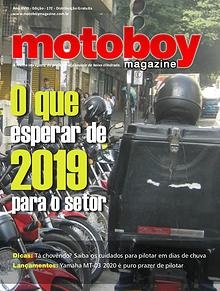 Motoboy Magazine Edição 172