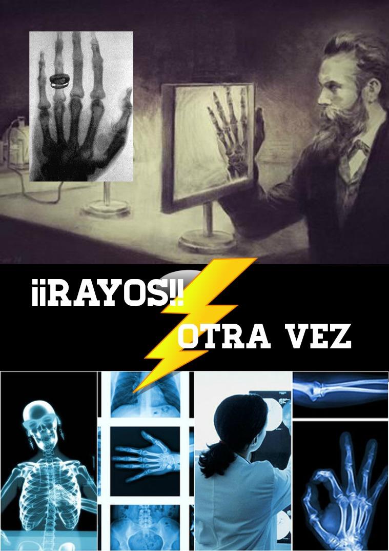 Rayos, otra vez!! vol.1