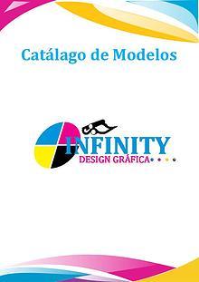 infinity design gráfica