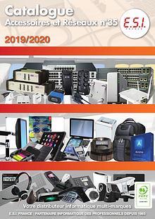 E.S.I. catalogue Accessoires et réseaux n°35