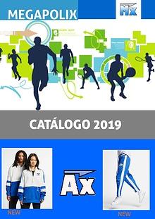 Catálogo Megapolix 2019