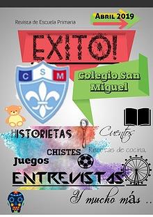 Revista Colegio San Miguel