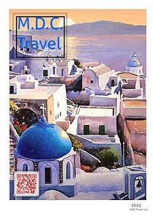 MDC Travel Greece #inspiration 2020