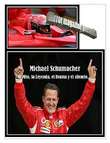 ¿Qué ha sido del corredor de F1 Schumacher?