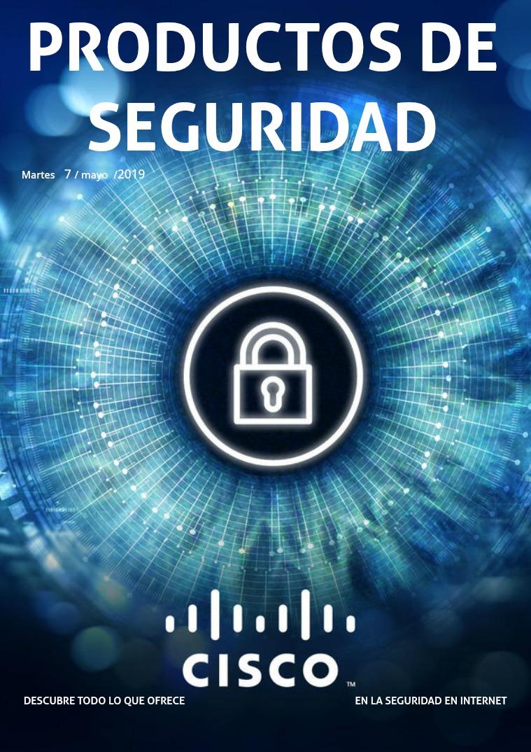 Productos de Seguridad CISCO Productos de Seguridad CISCO