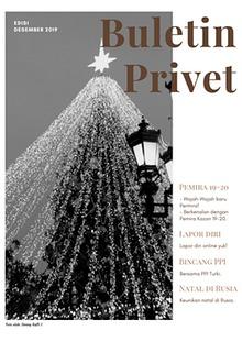 Buletin Privet Edisi Desember 2019