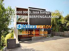 0822 9000 9990, BERKUALITAS, Jasa Bangun Rumah Bogor