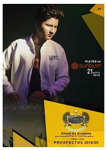 Global DJ Academy