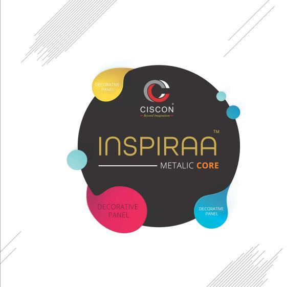CISCON E CATALOUGES CISCON INSPIRAA (METAL PANNEL)