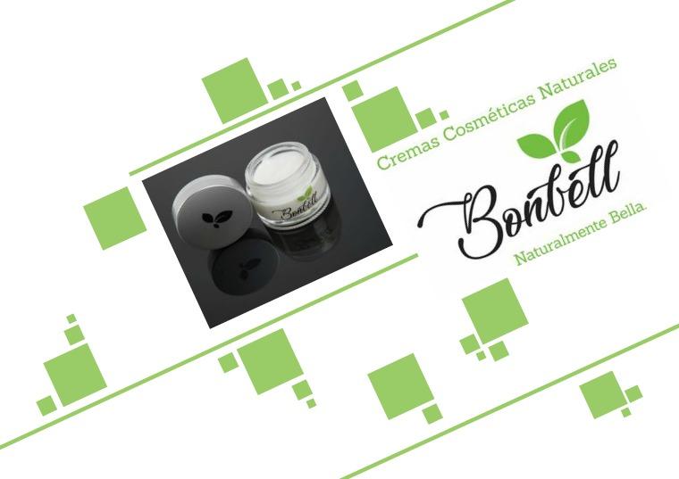 Catalogo Bonbell Cremas 100% Naturales