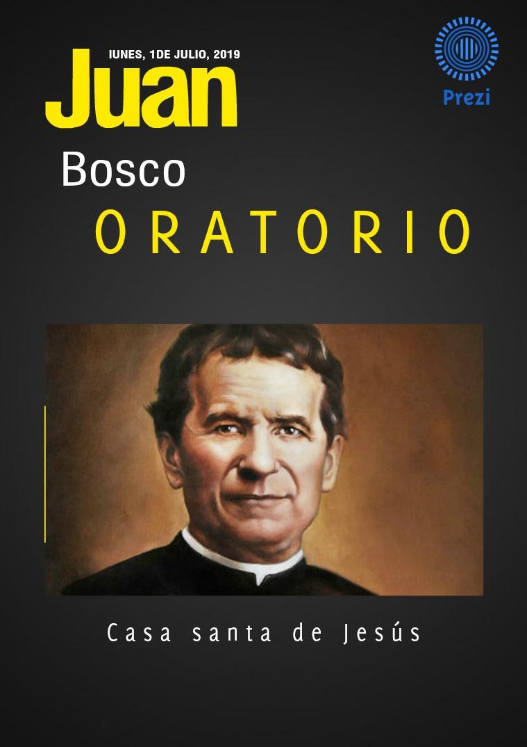 Don Bosco - Andrés Suárez Don Bosco