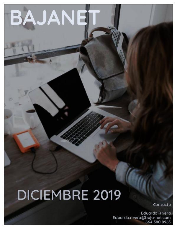 Diciembre 2019 Catalogo Bajanet Diciembre 2019