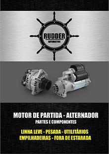 Catalogo RUDDER Automotive