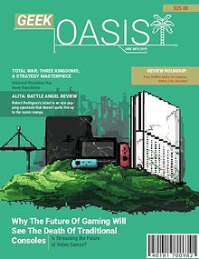 Geek Oasis - Issue 01