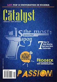 The Catalyst Magazine, Issue 1