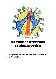 Nature Protectors eTwinning Project Common Product
