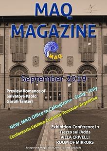 The magazine MAQ