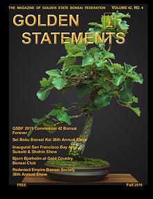 Golden Statements Magazine