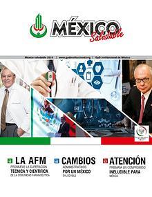 REVISTA MÉXICO SALUDABLE 2019
