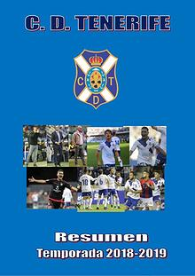 Resumen Temporada 2018-2019 - CD Tenerife