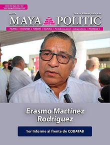 Maya Politic Tabasco #88 / Marzo 2020