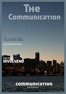 Communication Magazine