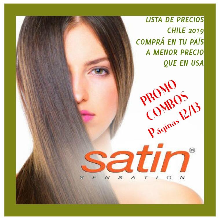 Chile, catálogo de productos 2019