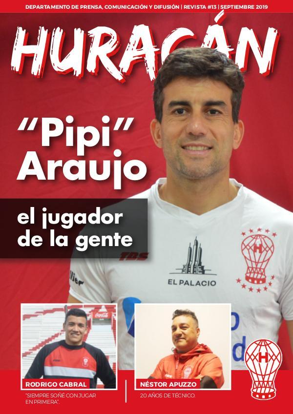 Edición 13 Revista Huracán - Edición 13