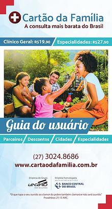 Revista Cartão da Família