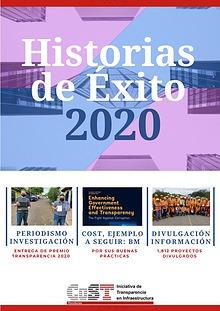 Historias de Éxito CoST Honduras 2020