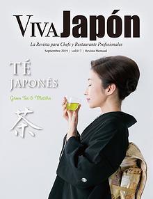 VIVA JAPÓN magazine