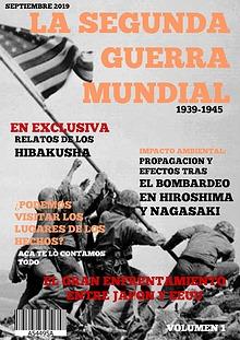 Revista digital- 2da guerra mundial