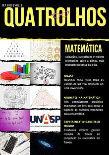 Quatrolhos - a revista de matemática mais querida do Brasil