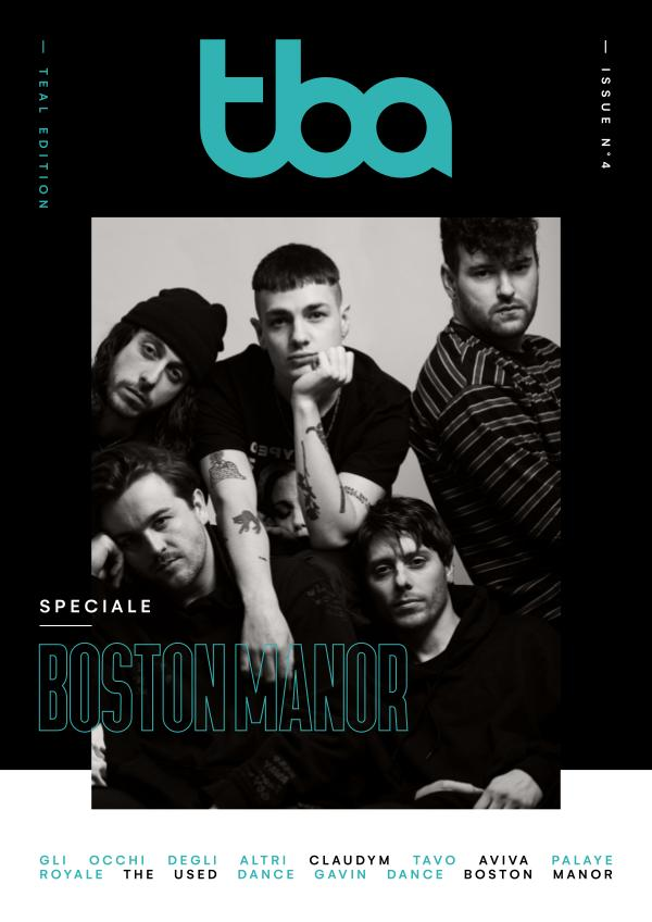 TBA The Teal Edition - Issue #04