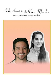 Sofia Aparicio y Rene Menendez