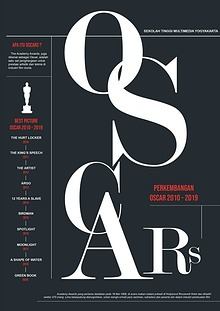OSCAR -  the greatest academy awards 2010 - 2019nd