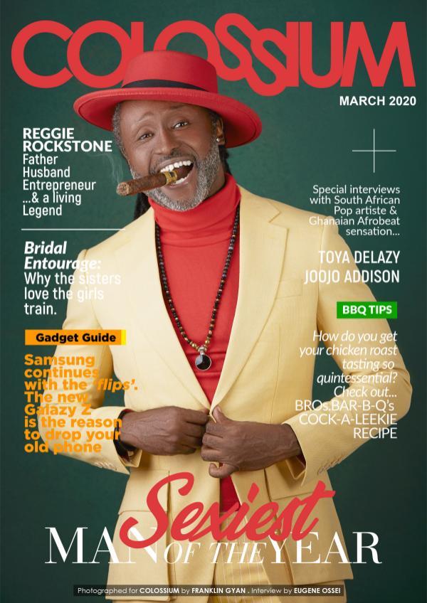 Colossium Magazine March Issue_2020