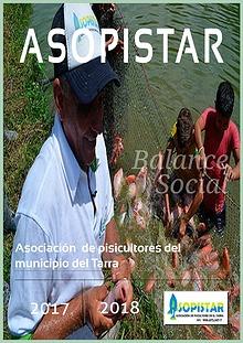 Revista informativa de ASOPISTAR