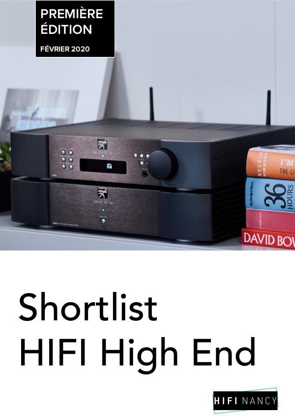HIFI High End Shortlist High End - Nancy